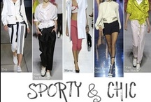 Sporty Chic Style - What we find inspiring / Sources of inspirations for Go Ask Ginger