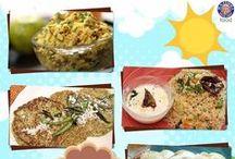 Breakfast Recipes / by Rajshri Food