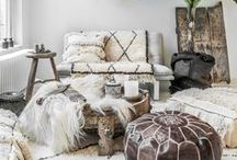 """DECOR - BOHO DETAILS / Bohemian, boho, hippie, gypsy, eclectic decor details - for pins of full rooms, please check out my other board """"boheme rooms"""""""