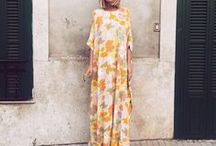 STYLE - BOHEMIAN / Bohemian, boho, hippie, eclectic, gypsy vibed clothing