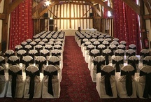 Brown Bows - Chair Covers