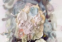 ART & INSTALLATIONS / media, paintings, watercolors, giclee prints