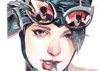 ART - COMICS TO CRUSH ON / comics comics and some more comics