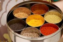 Indian Spices / by Rajshri Food