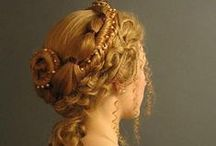 Hairstyles / Well of course, you didn't think that I kept my waist long hair in a simple plait, did you?
