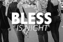 Bless Jeans - Night