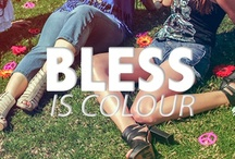 Bless Jeans - Colour