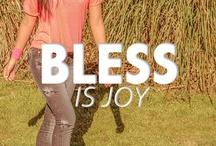 Bless Jeans - Joy