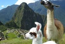 Images of South America
