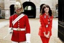 London Style / Celebrating the capital of fashion - London.