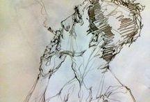 ART - SKETCH & ILLUSTRATION / Illustrations & Sketch art