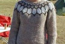islandsk sweater