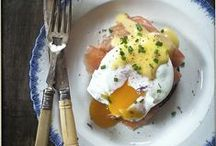Breakfast / Who needs cornflakes? A celebration of one of our favourite meals...