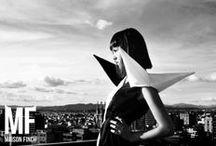 Into the Galaxy / First photo shoot of MAISON FINCH  PH - Alejandro Annicharico Model - Francisca Ceballos Make up & Styling - Julian Pinzón
