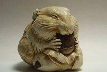 Netsuke / Little Treasures