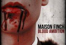 Blood Ambition / MAISON FINCH  Fashion Show - Blood Ambition #MaisonFinch #MF #MaisonFinchArchive