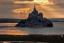 Images of France - Mont St. Michel