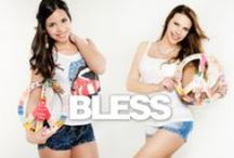 Bless Jeans Campaign 2015: Valores / Values