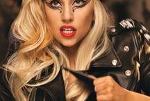 Lady  Gaga / Lady Gaga / by murial hounslow