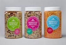 Food Packaging Designs / Inspiring & creative food packaging.