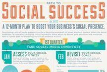 Social Media / Inspiring & creative social media ideas.