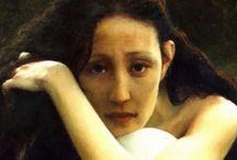 Art of Women / Not just a pretty face