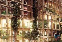 Jardín y Paisaje / La naturaleza es un elemento fundamental en la Arquitectura y el diseño. ¿Cómo lo podemos incluir en nuestro espacio?