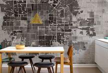 Inspiring walls