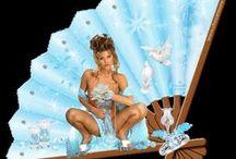 Armony Eventails / http://chezarmonych.eklablog.com/eventails-animes-a117579146