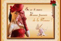 Armony Journée de la Femme / Les Créations Armony sur la Journée de la Femme