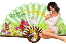 Armony Fête de Pâques / Les Créations Armony sur Fête de Pâques