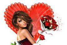 Armony St-Valentins / Les Créations Armony sur la St-Valentin