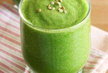 Diet - Juices, smoothies
