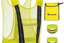 Best Running gear / reflective vest, reflective running vest, reflective running gear, maxiin vest, maxiin reflective vest