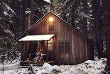 Dream House Ideas / by Melanie Kay