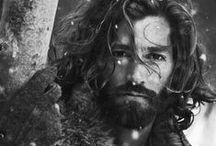 Born to be wild.. / Man. Mountain. Long Hair. Beard.