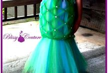 All u can do with tulle  / by Brenda Carrejo