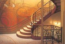 Design History 2: Art Nouveau c.1890 - 1910