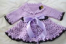 Larger doll clothes
