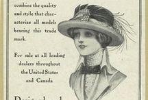 Fashion History 2: 1900 - 1920