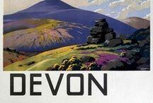 Delicious Devon / Places we love in Devon