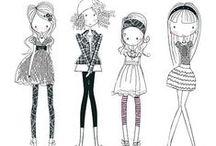 Sketches - Children's Fashion