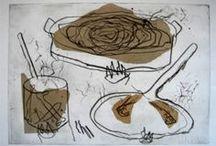 Miquel Barceló / Obra gráfica (grabados y litografías) de Miquel Barceló en venta. No se conforme con reproducciones compre originales firmados y numerados a mano.