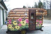 Caravan and camping ideas