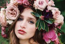 Flowers, Bouquets & Boutonniere