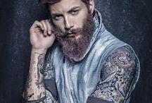 Beards & Tatoos / #beardgrooming #beardcare #beardstyles #beardproducts #facialhair #zeusmen #beards