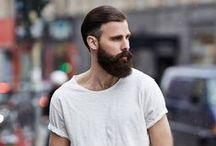 Beards on the street
