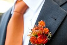 Celosia Orange Weddings / Wedding Color Trends for 2014 - Celosia Orange