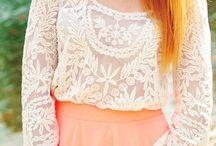 Tudo Fashion / Sobre o que eu gostaria de vestir no dia-a-dia. Tá certo que algumas coisas são extravagantes demais.... Mas adorooooo!!!!