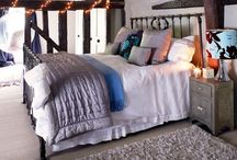 Bedrooms / Boudoir and closet decor / by Hollie Williams